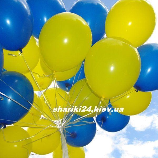 Гелиевые шарики на выпускной в детском саду и школе