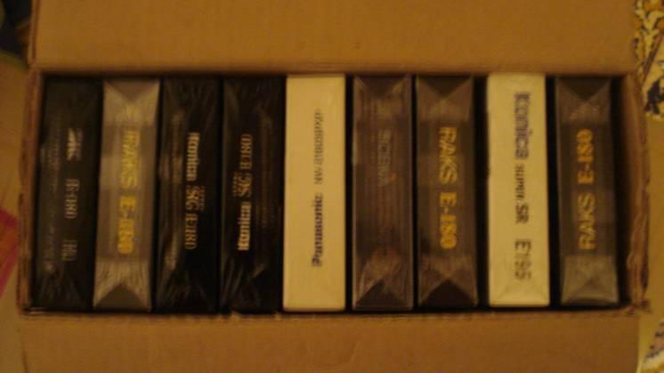 видеокасеты