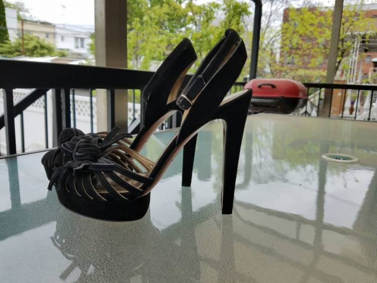 Босоножки Lanvin Strappy Heels, оригинал