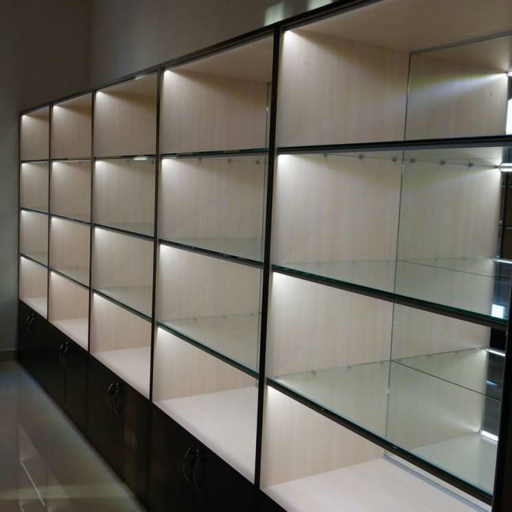 Освещение для магазинов, торговых точек, витрин.