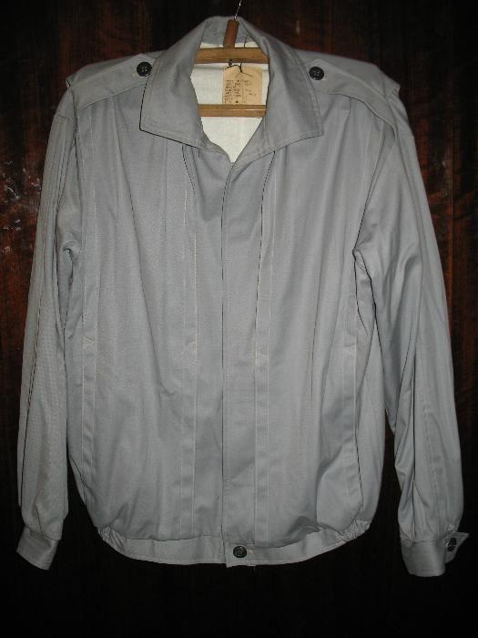 Куртка ветровка серая (Новая)