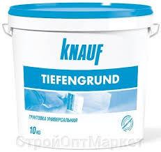 Грунтовка Тифенгрунд (КНАУФ Тифенгрунд) 5 кг