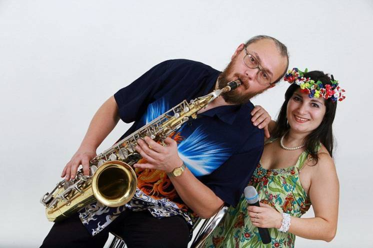 Тамада, дискотека и саксофон... Киев