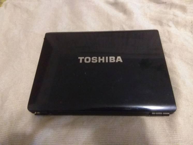 Продам рабочий Toshiba satellite U300-154 частями