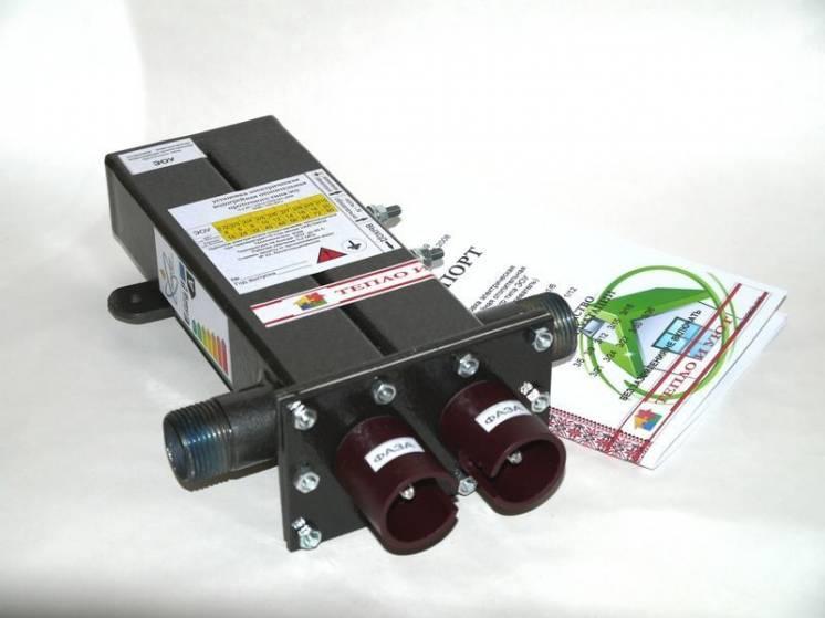 Котел электродный однофазный спаренный 220v