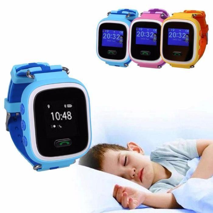 Смарт часы детский телефон q60 умный браслет для детей