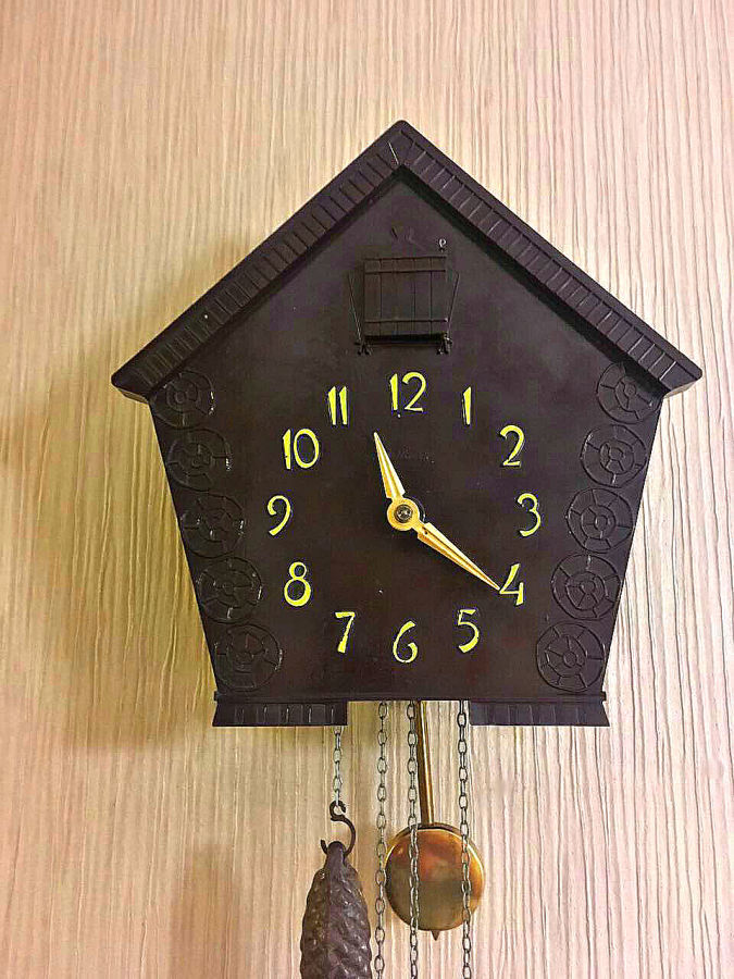С кукушкой маяк продать часы стоимость машина час