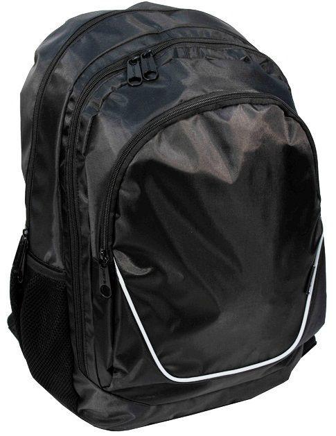 Молодежный рюкзак PASO 21L 15-367R черный