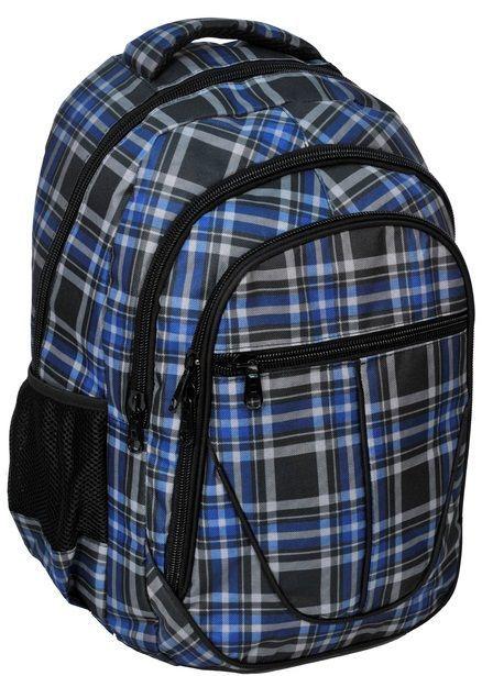 Качественный городской рюкзак на три отделения PASO 28L, 15-7148