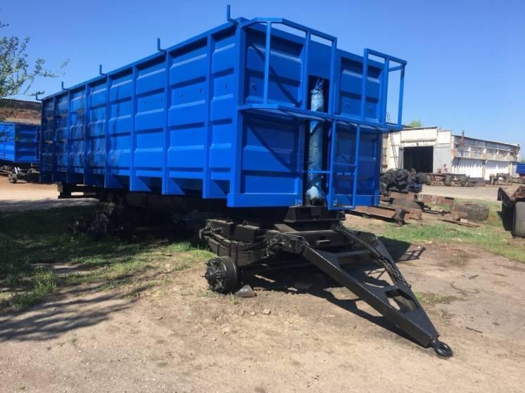 Прицеп тракторный НТС-20 (3ПТС-12 переоборудование)