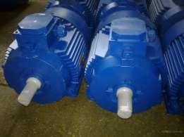Электродвигатель трехфазный 5.5 квт 3000 об/мин АИР 100 L2