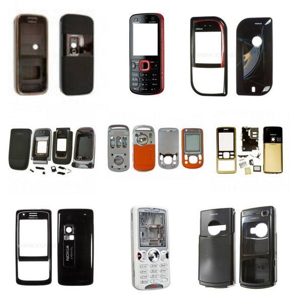 Корпуса для мобильных телефонов Nokia, Samsung, Sony, Ericsson, LG,HTC
