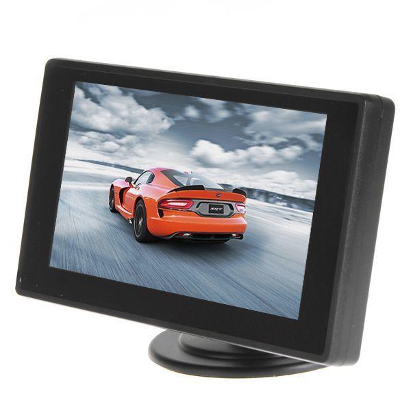 """Монитор 4.3"""" TFT LCD для камеры заднего вида"""