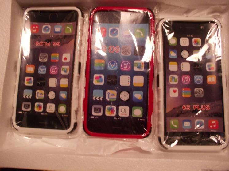 Iphone 6, 6+ чехлы