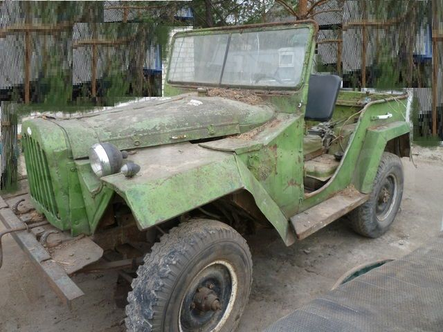 Продам ГАЗ-67Б