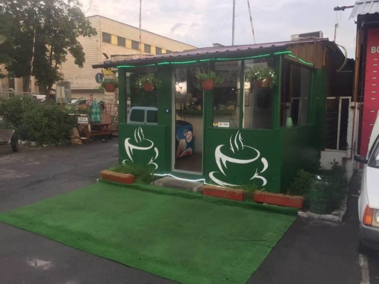 Киев продажа кофейни(готовый бизнес) Левый берег Березняки