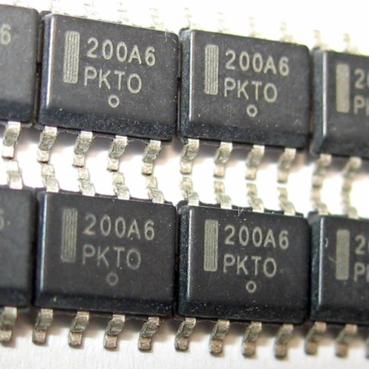 NCP1200A60 ( 200A6 ) , микросхемы, новые.