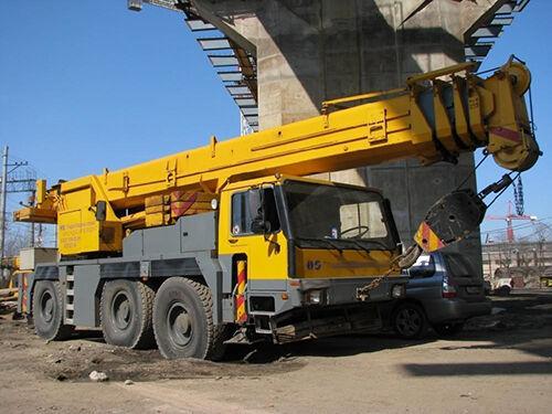 Аренда автокрана 30-40 тонн, 50-70 тонн, 80-100 тонн, 120-140-200 тонн