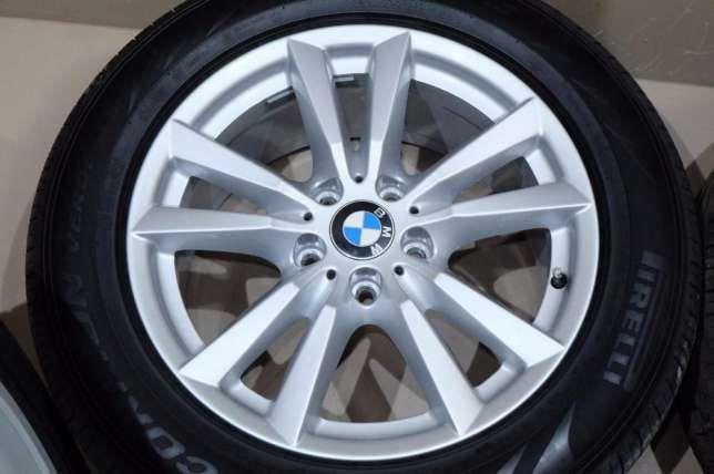 Оригинальные Диски с Шинами BMW - X5 (F15) 2016 г.в. - R18.