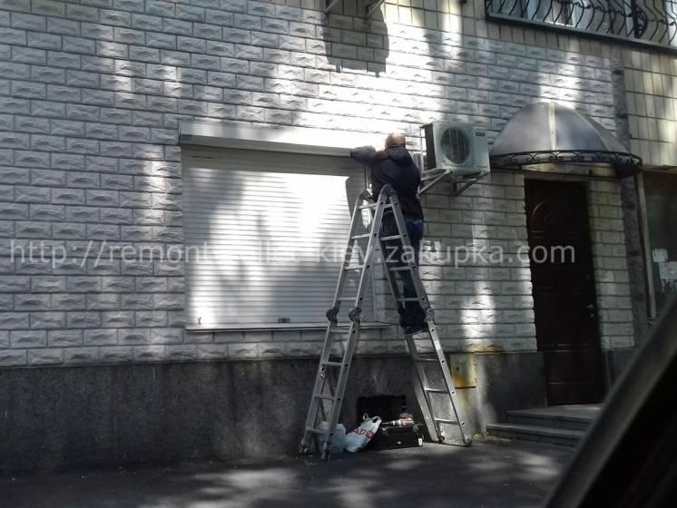 Ремонт ролет Киев, ремонт ролетов недорого, недорогой ремонт ролет