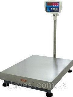 Товарные усиленные весы CERTUS СНК-300С100 промышленное исполнение