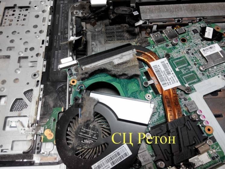 Техническое обслуживание ноутбука ( чистка ), СЦ Ретон, Сумы