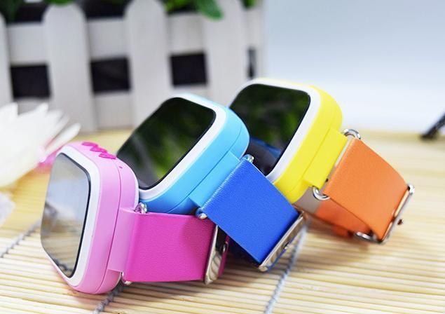 Детские смарт умные часы Q70 трэкер, прослушка, звонки, голосовые сооб