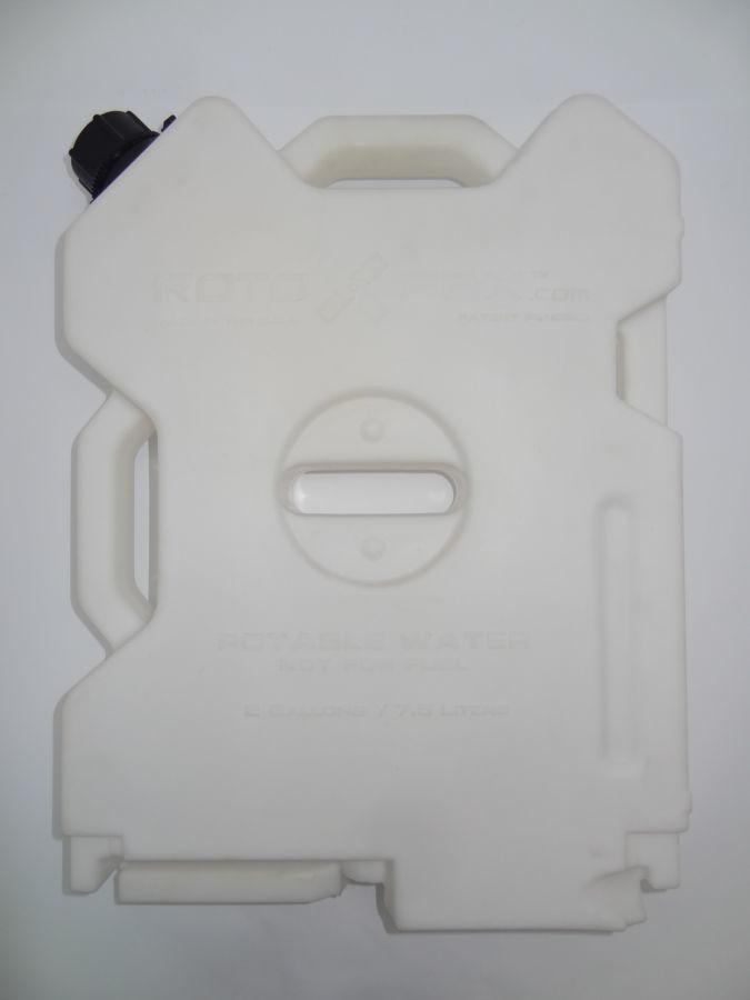 Экспедиционная канистра Rotopax для воды (7.5 литров / 2 галлона)