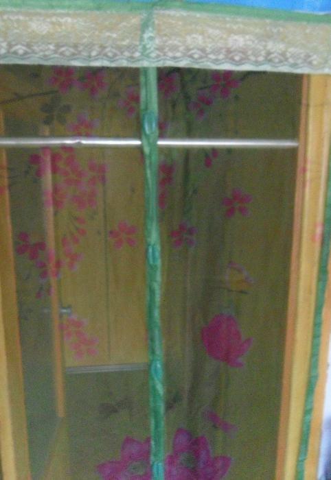 Надежная защита от комаров мух антимоскитная сетка штора сітка подарок