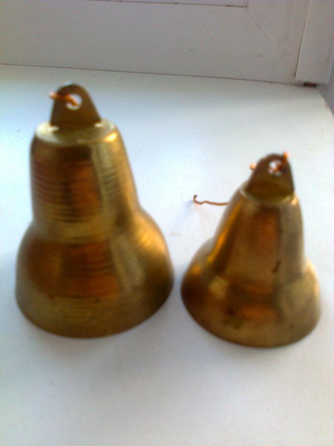 Звонки - колокольчики - обереги