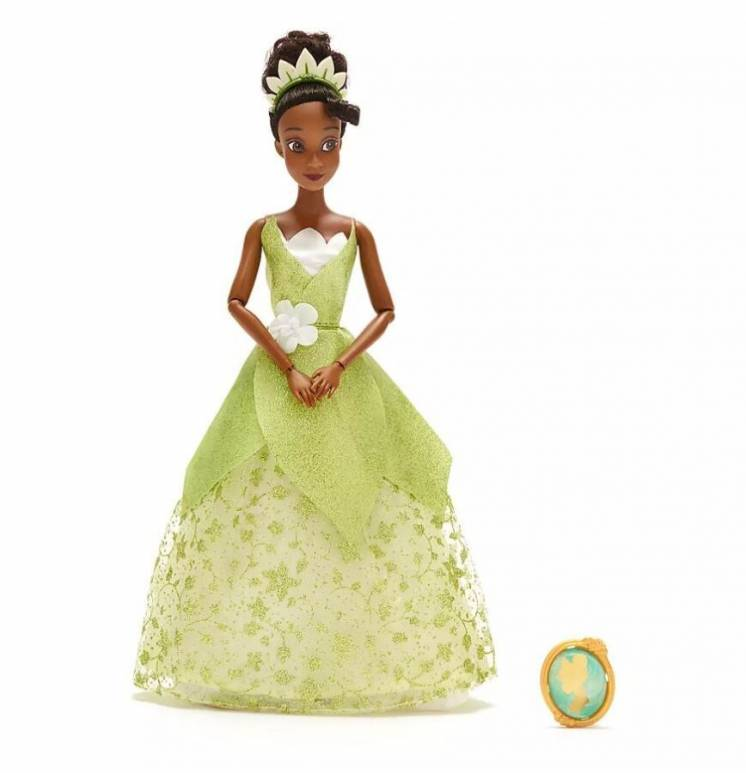Классическая кукла Тиана Disney