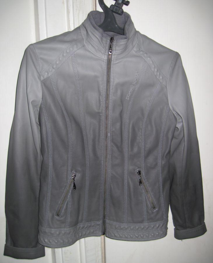 Куртка женская кожзам Xxl