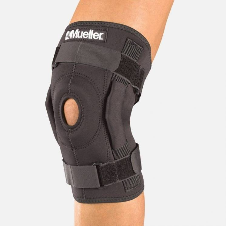 Ортез коленного сустава Mueller 3333 для баскетбола, футбола и тениса