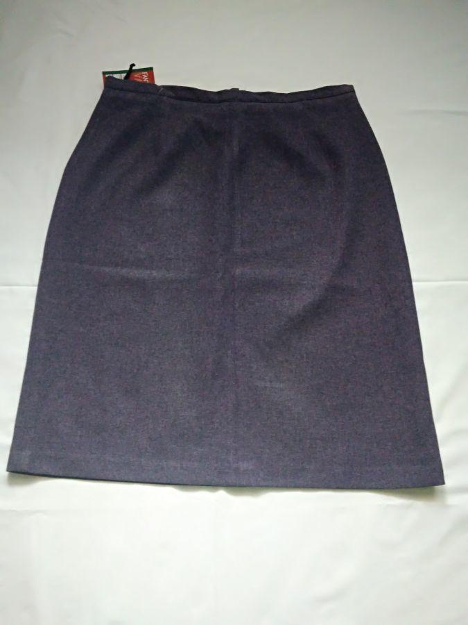 Фиолетовая юбка Bonmarche размер 16 (44)
