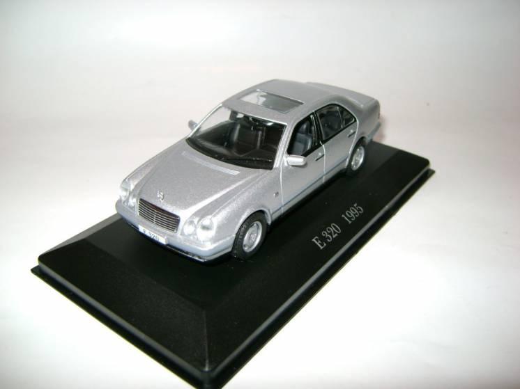 Mercedes-Benz E 320 (1995) IXO/Altaya 1:43