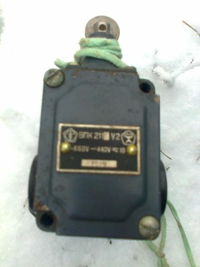 Выключатель конечный ВПК 2111У2