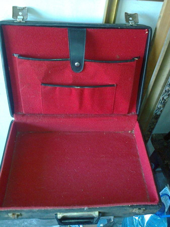 Дипломаты - чемоданчики советские