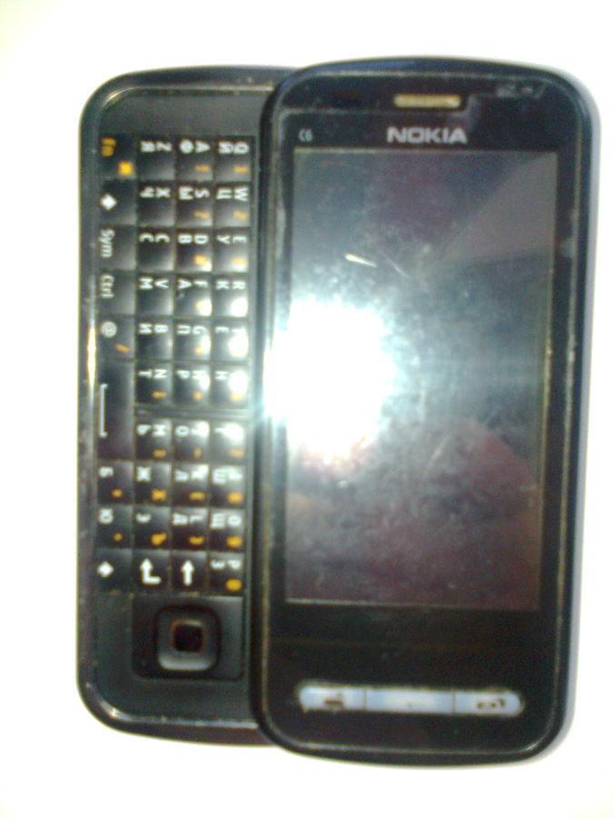 Смартфон Nokia C6-00, Венгрия