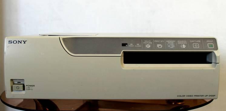 Цветной видеопринтер Sony UP-2100