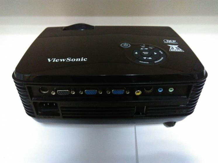 Проектор ViewSonic, купити дешево, ціна, фото, характеристики