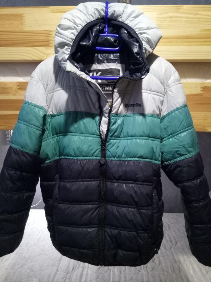 Куртка на мальчика 6-8 лет, р.122 -.128 немецкого производителя