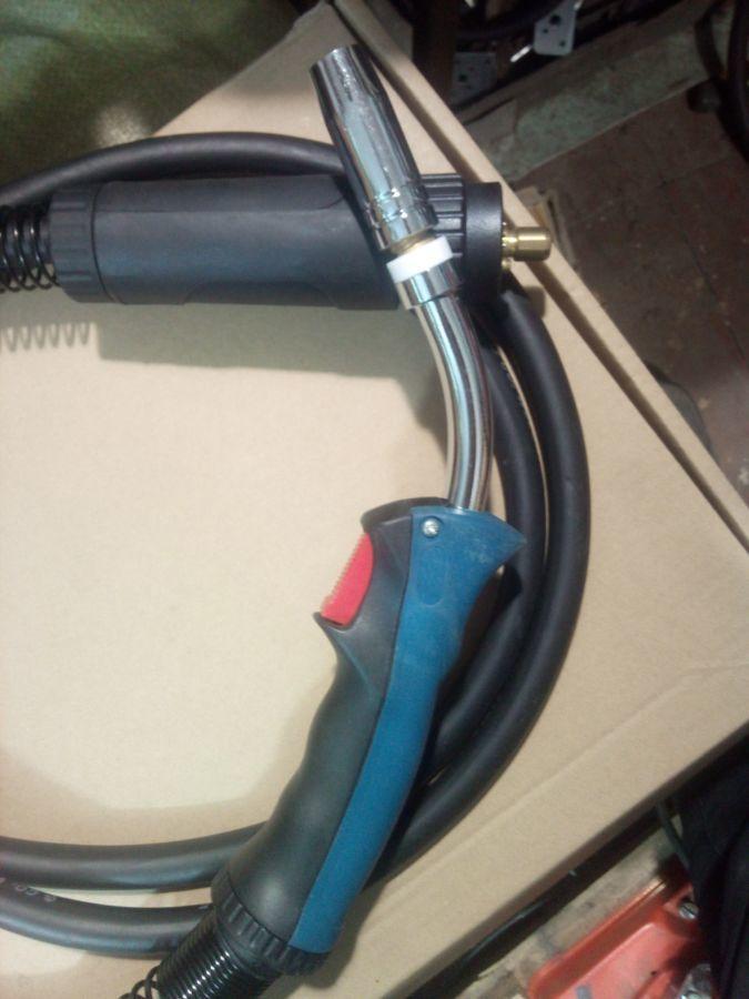 Горелка сварочная TW 25 АК для П/А 3 метра ЕВРО