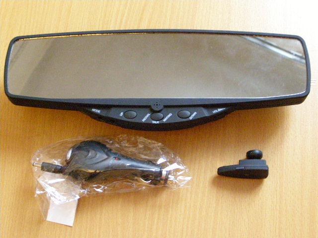 Зеркало заднего вида с Bluetooth