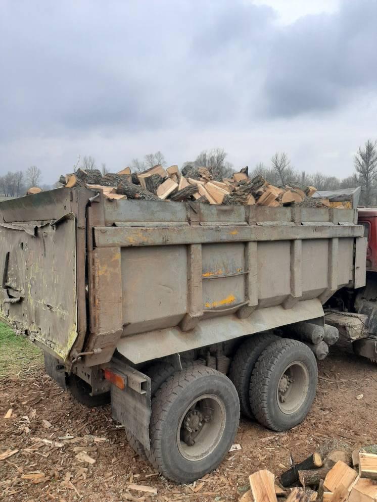 Продам дрова дубовые.