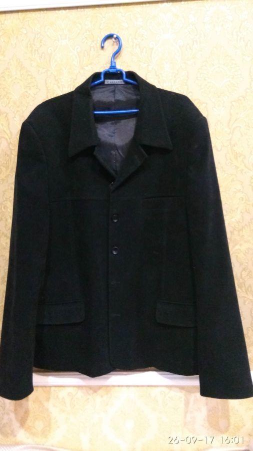 Продам мужской пиджак, б/у