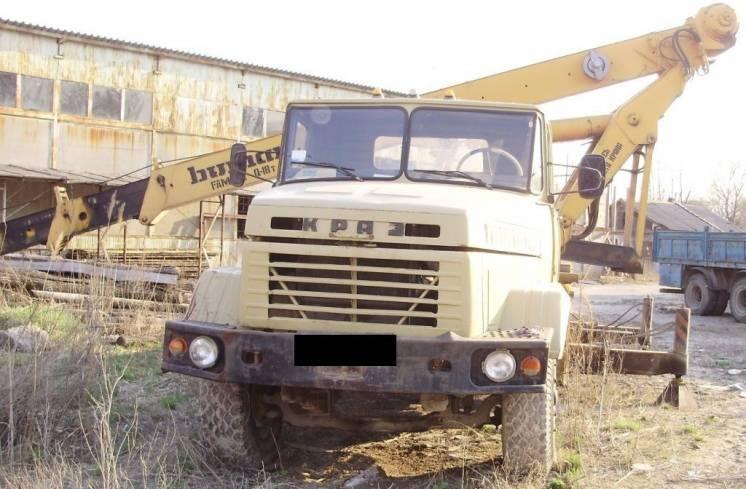 Продаем автокран Bumar FAMABA DS-0183T, 16-18 тонн,1990 г.в.