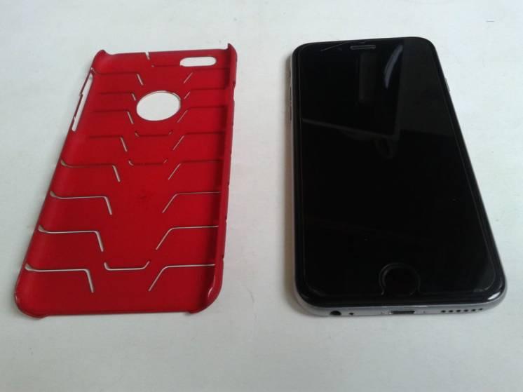Iphone 6 Space Gray (оригинал) и чехол. Дешевле