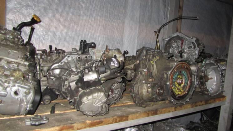 МКПП Механическая коробка передач Subaru Toyota Hyundai Nissan