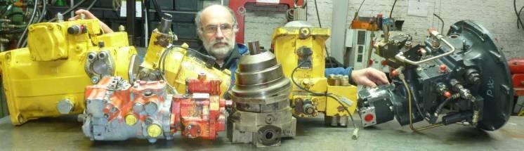 Ремонт импортных гидронасосов и гидромоторов