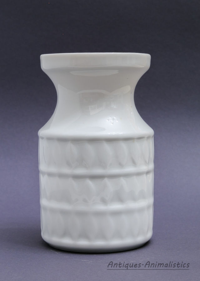 Фарфоровая ваза фарфор Hutschenreuther германия дизайнер Karl Scheid